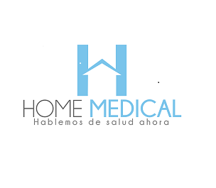 LOGO HOME MEDICAL - Rodolfo Hernandez