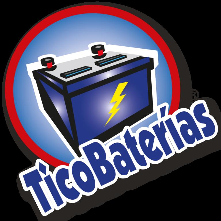 Logo TicoBaterias Oficial - Meldis García - TicoBaterias S.A